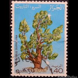 Algérie 00733 Cyprès de Dupré 1.40d de 1...