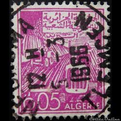 Algérie 00389 agriculture 0.05f de 1964