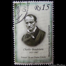 Maurice (île) 01091 Charles Baudelaire d...