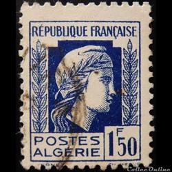 Algérie 00214 marianne d'Alger 1.50f de ...