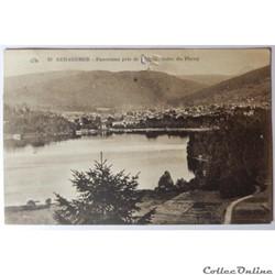 CPA des Vosges, Gérardmer, panorama