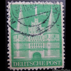 Allemagne Occupation 0065A Holstentor, L...