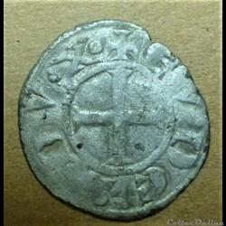 DENIER DE EUDES IV   1315-1349