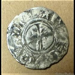 Denier de Eudes 1er    1079-1102