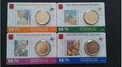stamp-c.card N° 26 à 29