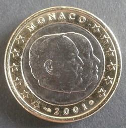 1€ 2001