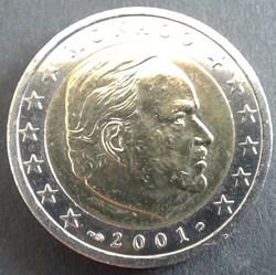 2€ 2001