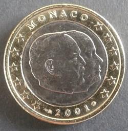 1€ 2001-1