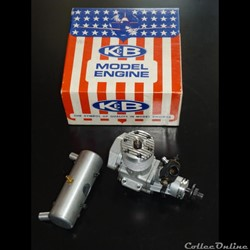 K&B 3.5cc FIRE