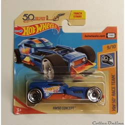 50th - Race Team Collection - 09 - HW50 ...