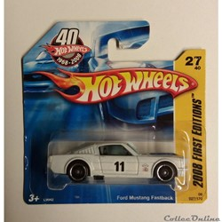 2008 First Editions - 27/40 - Ford Musta...
