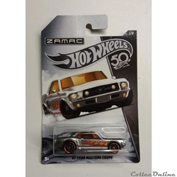 50th - Zamac Flames Collection - 1 - '67...