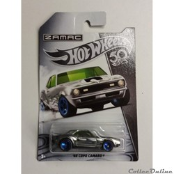 50th - Zamac Flames Collection - 8 - '68...