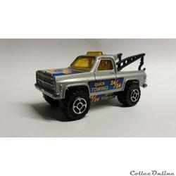 Chevrolet Blazer 4x4 Dépanneuse