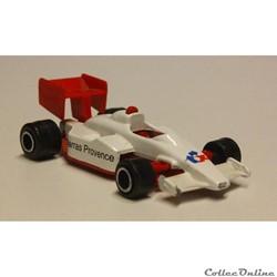 "F1 racing ""Cybernétix"""