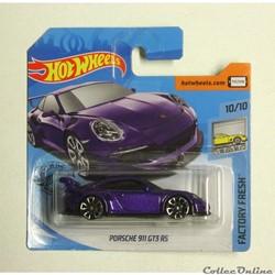 Factory Fresh - 10 /10 - Porsche 911 GT3 RS