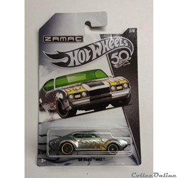 50th - Zamac Flames Collection - 5 - '68...