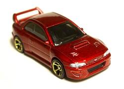 HW Turbo - 1/5 - '98 Subaru Impreza 22B ...