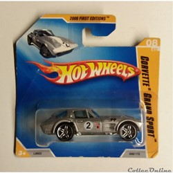 2008 First Editions - 08/40 - Corvette G...