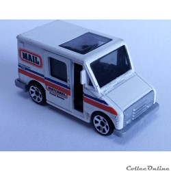 Delivery Service Truck