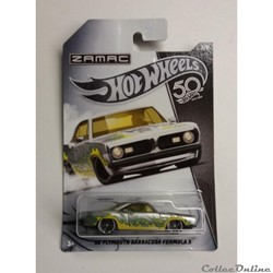 50th - Zamac Flames Collection - 3 - '68...