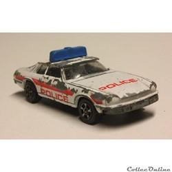 Jaguar XJ-S Police