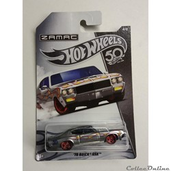 50th - Zamac Flames Collection - 4 - '70...