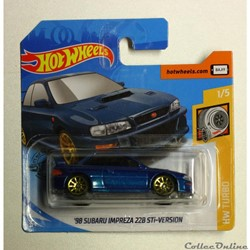 HW Turbo - 1/5 - '98 Subaru Impreza 22B STi-Version
