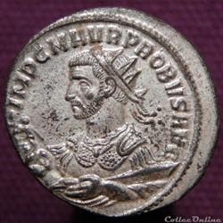 Probus Rome RIC 161 var.