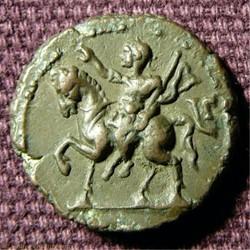 Probus Alexandrie (tétradrachme)