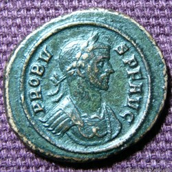 Probus Rome RIC 295 (as)