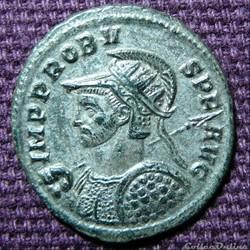 Probus Rome RIC 163 var.