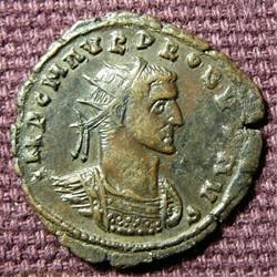 Probus Rome imitation (RIC 607)