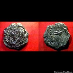 bronze à l'oiseau à droite 5