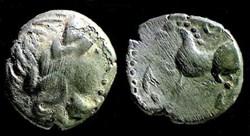 DANUBE - drachme type de KUGELWANGE
