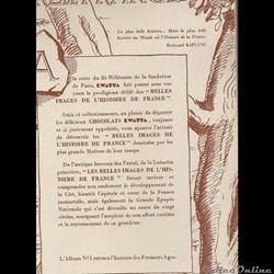 chromos de l'histoire gauloise