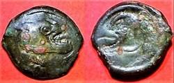 incus - bronze au loup et au pégase
