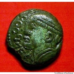 série 67 DT 584 bronze ROVECA au lion