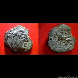 bronze à l'oiseau à gauche 5b