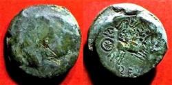 bronze REMO/REMO bige à droite