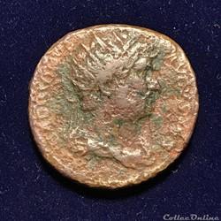 Dupondius Hadrien