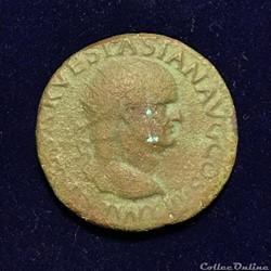 Dupondius Vespasien