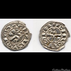 OBOLE DE RAYMOND V, VI et VII (1148-1249...