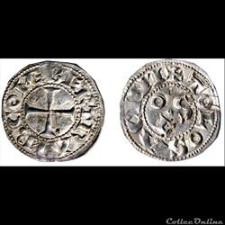 DENIER DE BERTRAND (1105 - 1112)