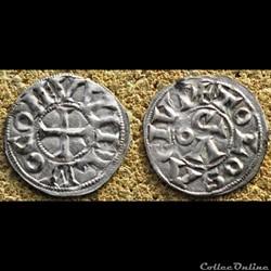 DENIER DE GUILLAUME IV (1060 - 1094)