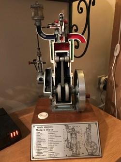 Hohm - moteur Diesel IT