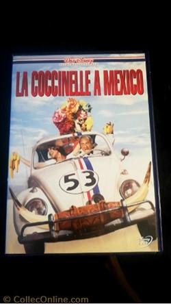 La Coccinelle à Mexico - Edition simple