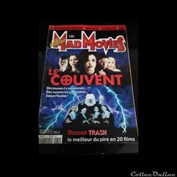 Mad Movies Magazine N°130 - Le Couvent