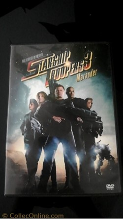 Starship Troopers 3 : Marauder - Edition...