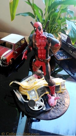 Deadpool - Taco Truck Edition